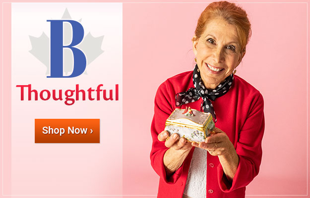 [B] Thoughful - Shop Now