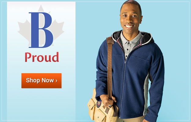[B] Proud - Shop Now