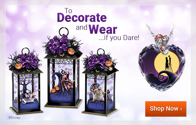 To Decorate and Wear...if you Dare!  - Shop Now