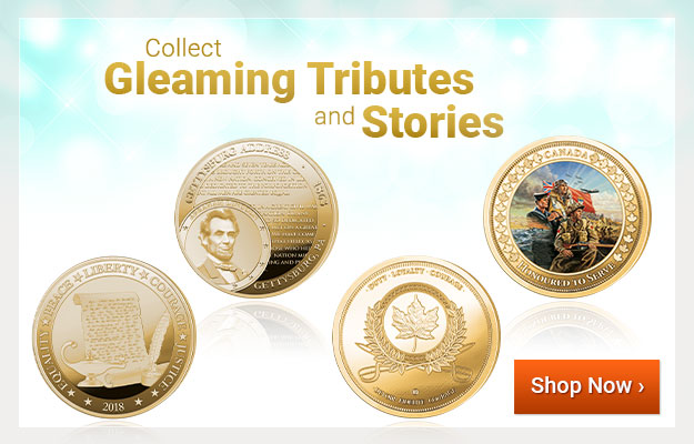 Collect Gleaming Tributes and Shimmering Stories - Shop Now