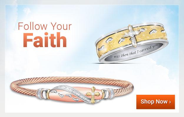 Follow Your Faith - Shop Now