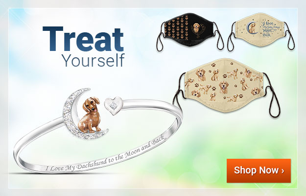 Treat Yourself - Shop Now
