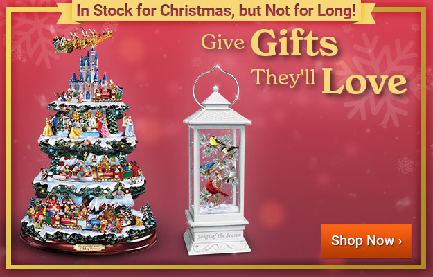 Give Gifts Theyll Love - Shop Now