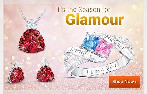 Tis the Season for Glamour - Shop Now