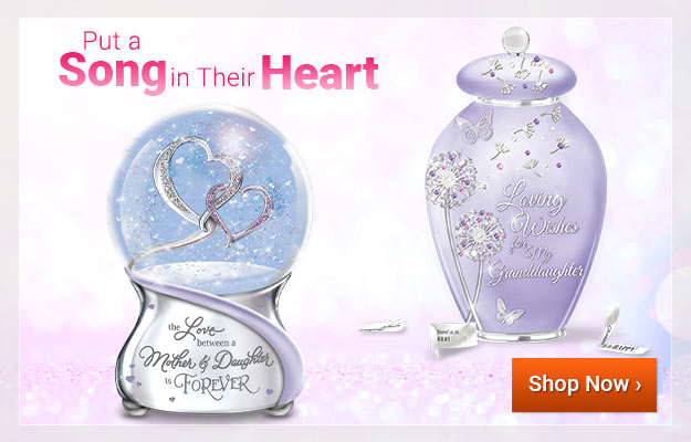 Put a Song in Their Heart - Shop Now