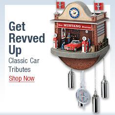 Get Revved Up - Classic Car Tributes - Shop Now
