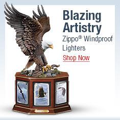 Blazing Artistry - Zippo(R) Windproof Lighters - Shop Now
