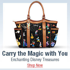 Carry the Magic with You - Enchanting Disney Treasures- Shop Now