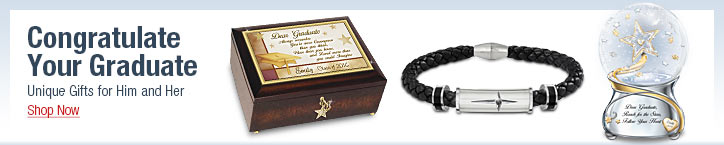 Congratulate Your Graduate - Unique Gifts for Him and Her - Shop Now