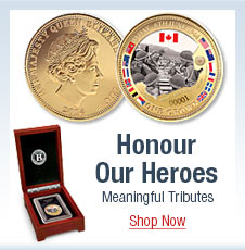 Honour Our Heroes - Meaningful Tributes - Shop Now