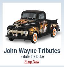 John Wayne Tributes - Salute the Duke - Shop Now