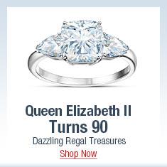 Queen Elizabeth II Turns 90 - Dazzling Regal Tributes - Shop Now