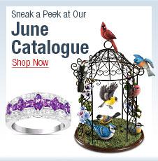 Sneak a Peek at Our June Catalogue - Shop Now