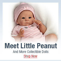 Meet Little Peanut and More Collectible Dolls - Shop Now