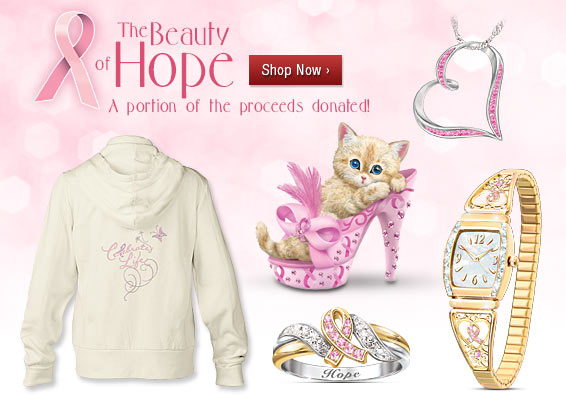 The Beauty of Hope - A portion of the proceeds donated - Shop Now