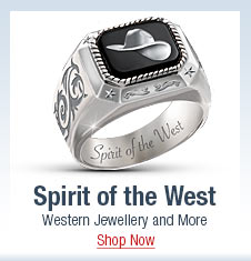 Spirit of the West - Western Jewellery and More - Shop Now