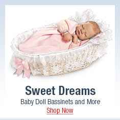 Sweet Dreams - Baby Doll Bassinets and More - Shop Now
