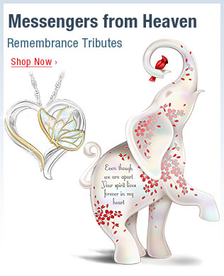 Messengers from Heaven - Remembrance Tributes - Shop Now