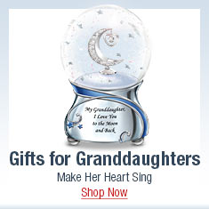 Gifts for Granddaughters - Make Her Heart Sing - Shop Now