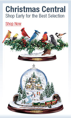 Christmas Central - Shop Early for the Best Selection - Shop Now