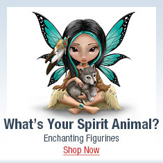 What's Your Spirit Animal? Enchanting Figurines - Shop Now