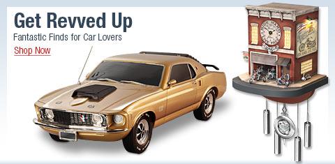 Get Revved Up - Fantastic Finds for Car Lovers - Shop Now