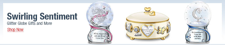 Swirling Sentiment - Glitter Globe Gifts and More - Shop Now