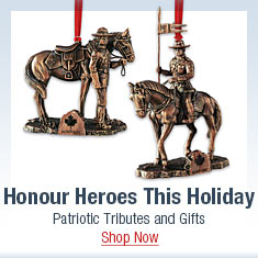 Honour Heroes This Holiday - Patriotic Tributes and Gifts - Shop Now