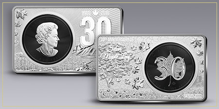 30th Anniversary of the Silver Maple Leaf