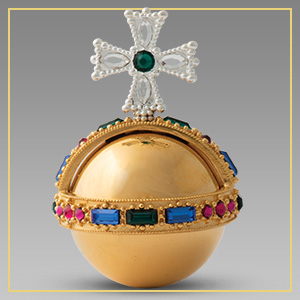 Inspired by the Crowned Jewel Sovereign's Orb