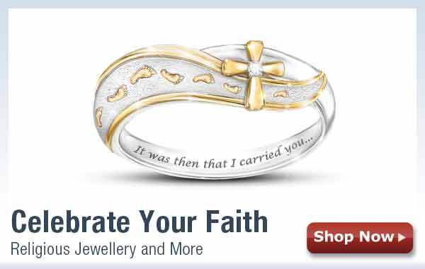 Celebrate Your Faith - Religious Jewellery and More - Shop Now