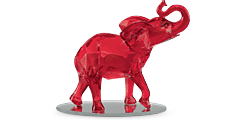 Matriarch Of The Red Diamond Figurine