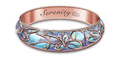 Thomas Kinkade Serenity Bracelet